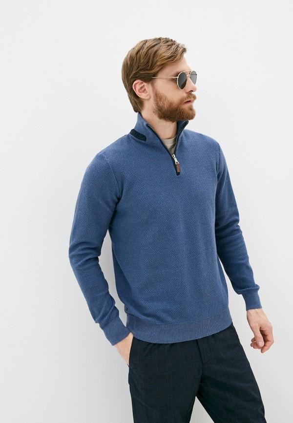 мужской джемпер boston, синий
