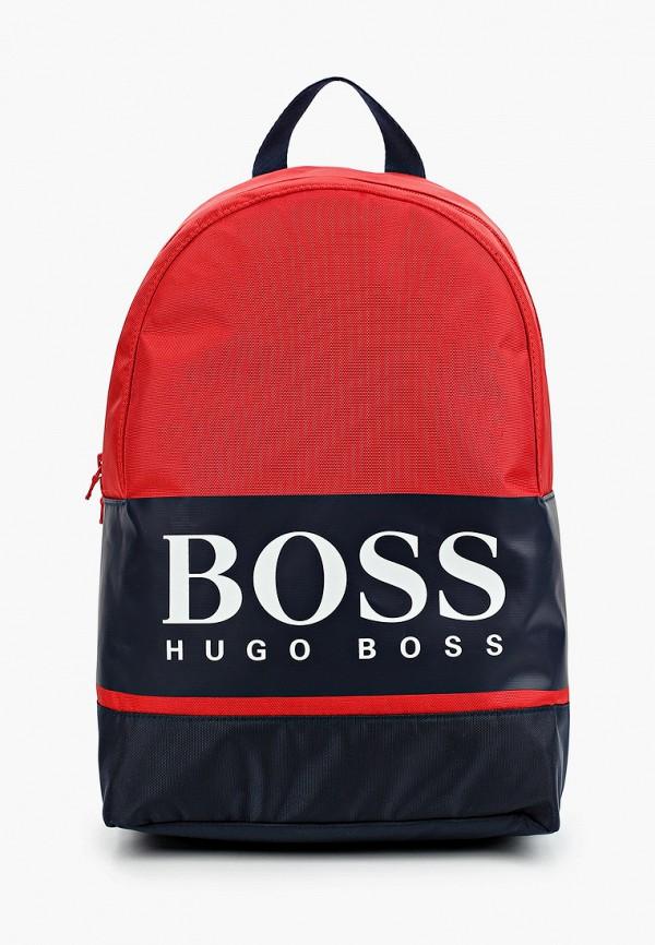 рюкзак boss для мальчика, разноцветный