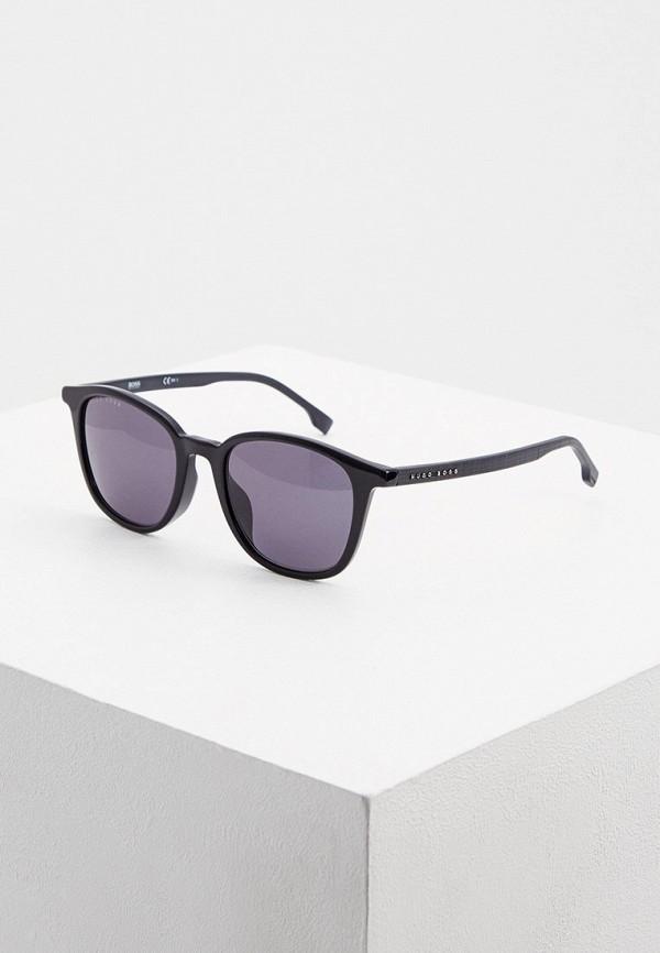 Очки солнцезащитные Boss 1138/F/S 807. Цвет: черный