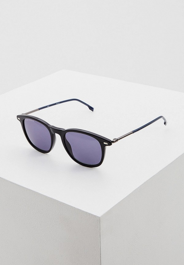 мужские солнцезащитные очки boss, синие