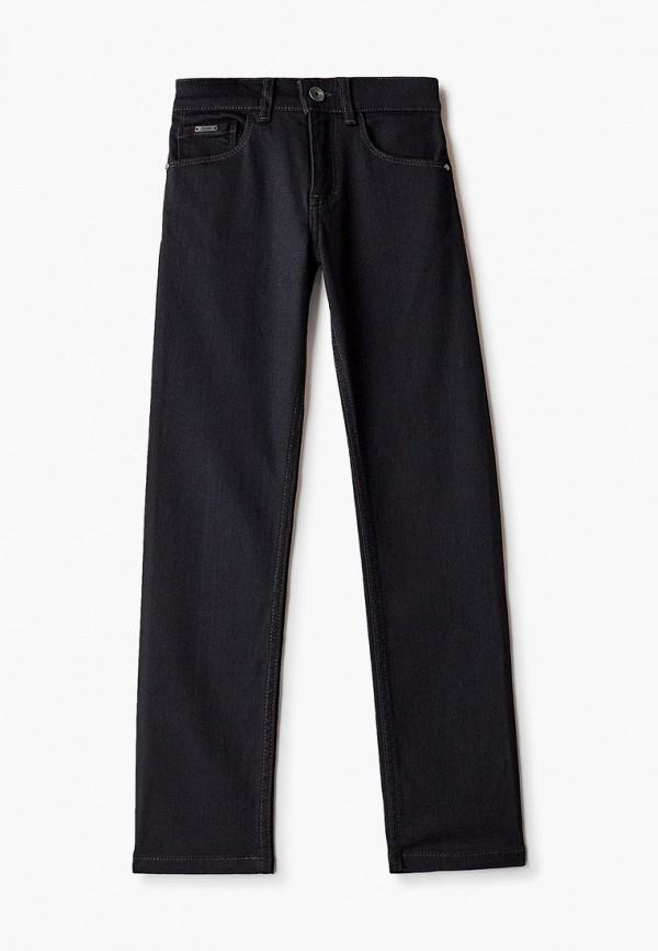 джинсы boss для мальчика, черные
