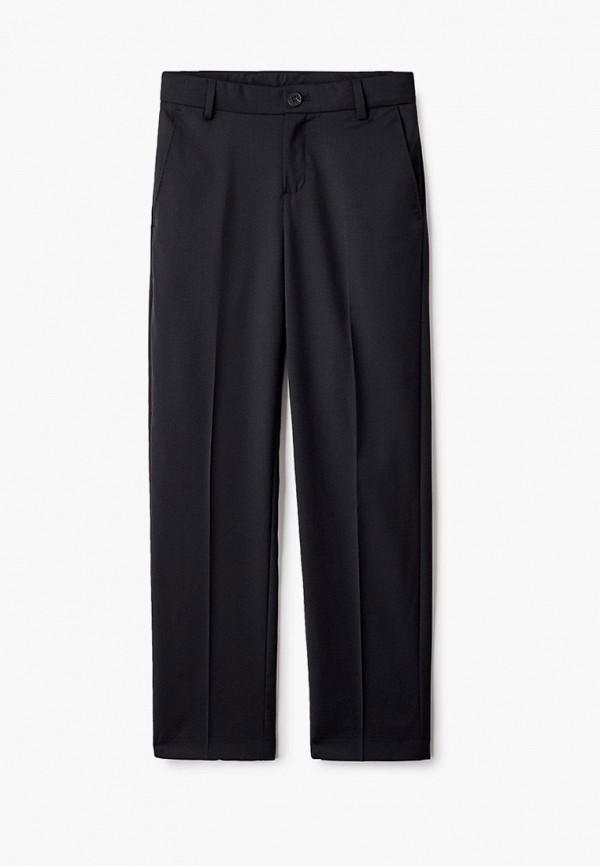 брюки boss для мальчика, черные