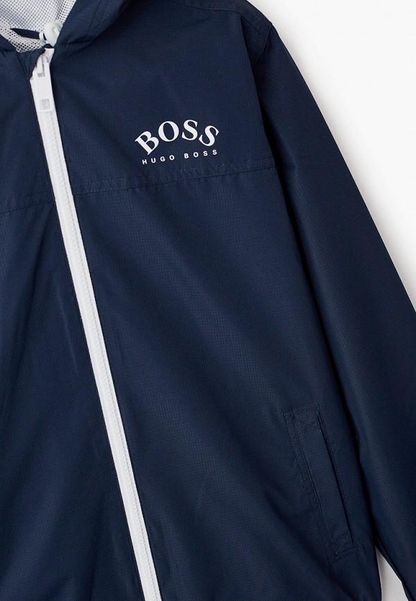 Ветровка для мальчика Boss J26432 Фото 3