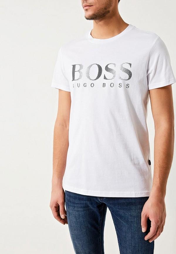 Футболка Boss Hugo Boss Boss Hugo Boss BO246EMSSB48 hugo boss boss orange charity