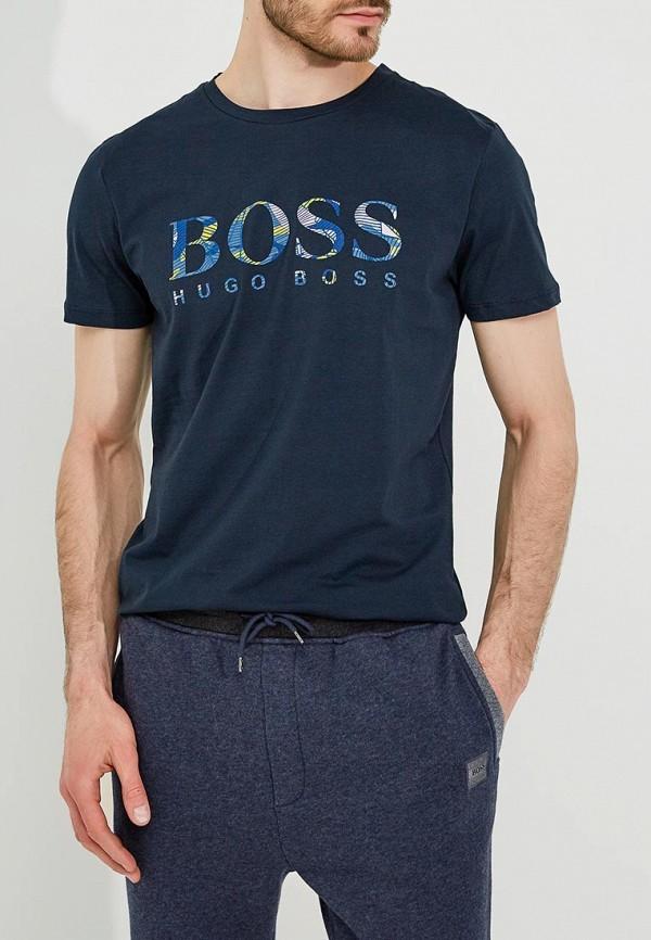 Футболка Boss Hugo Boss Boss Hugo Boss BO456EMAHTJ8 поло boss hugo boss boss hugo boss bo010emyuz49