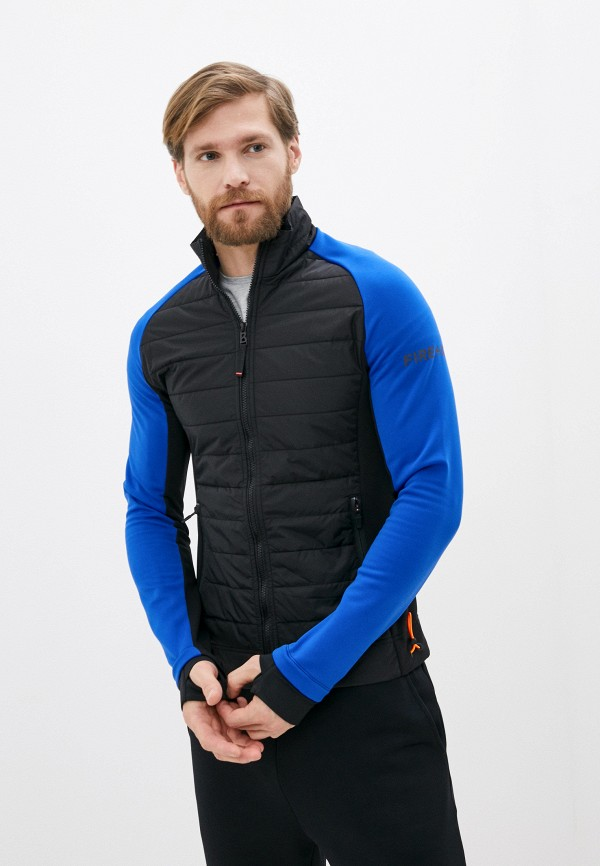 мужская куртка bogner, черная
