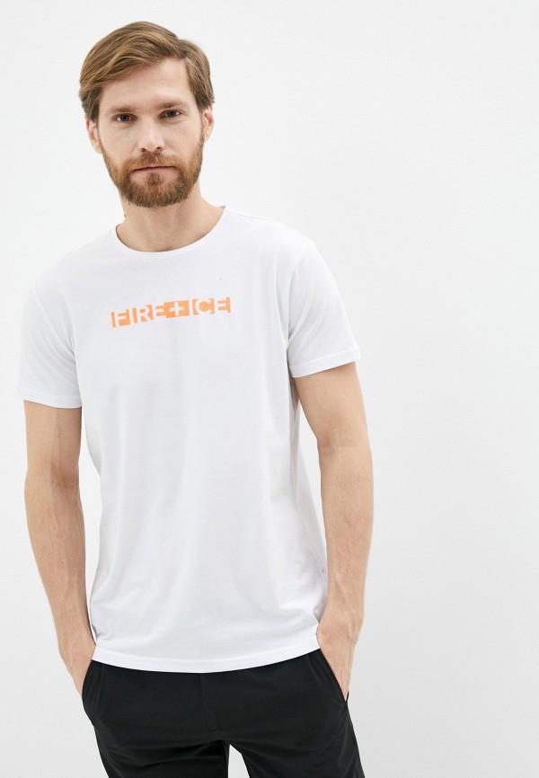 мужская футболка bogner, белая