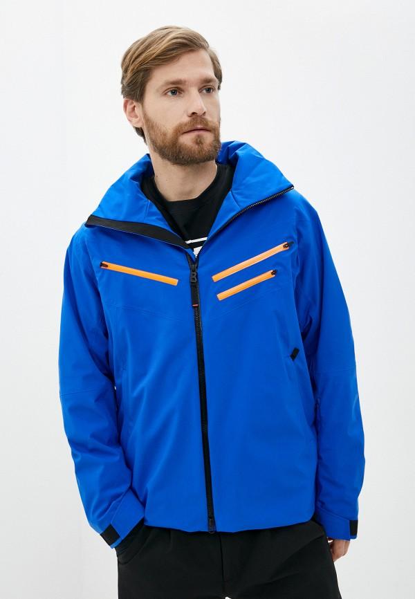 мужская куртка bogner, синяя