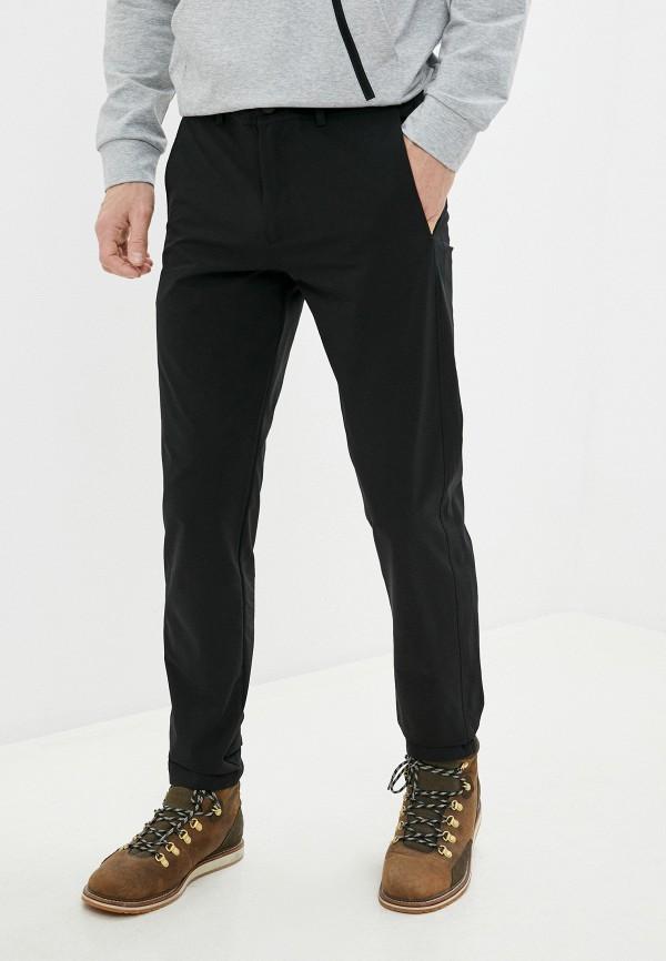 мужские повседневные брюки bogner, черные