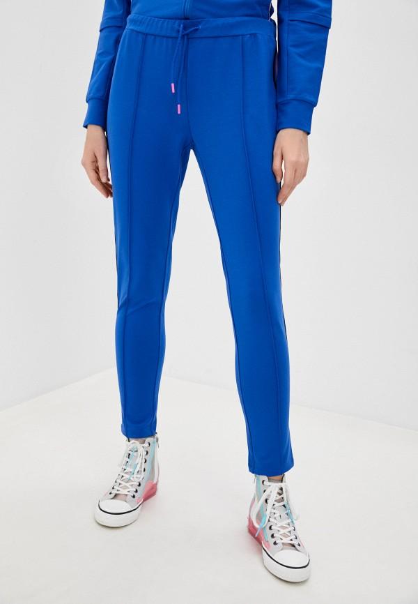 женские спортивные брюки bogner, синие