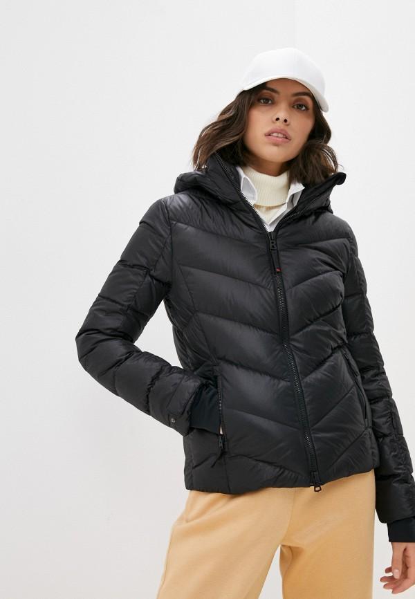 женская куртка bogner, черная