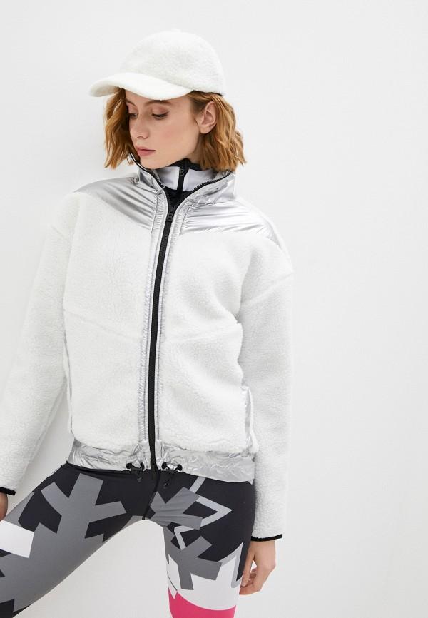женская куртка bogner, белая