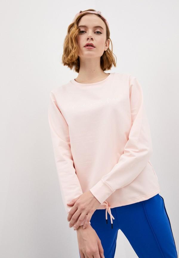 женский свитшот bogner, розовый