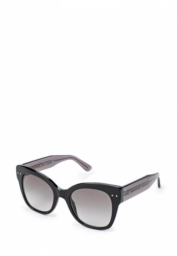 Очки солнцезащитные Bottega Veneta Bottega Veneta BO982DWQYL64 сумка bottega veneta 45207744ht 2015