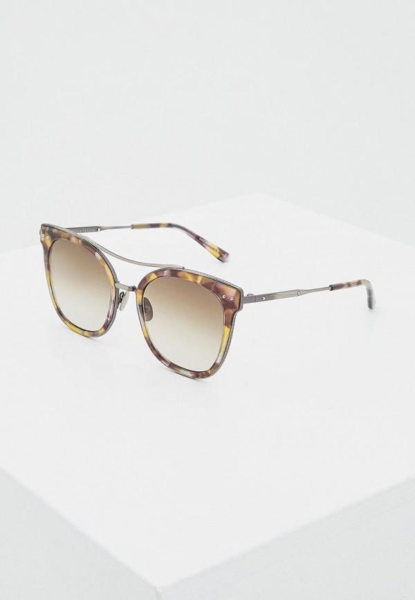 Очки солнцезащитные Bottega Veneta Bottega Veneta BO982DWQYL67