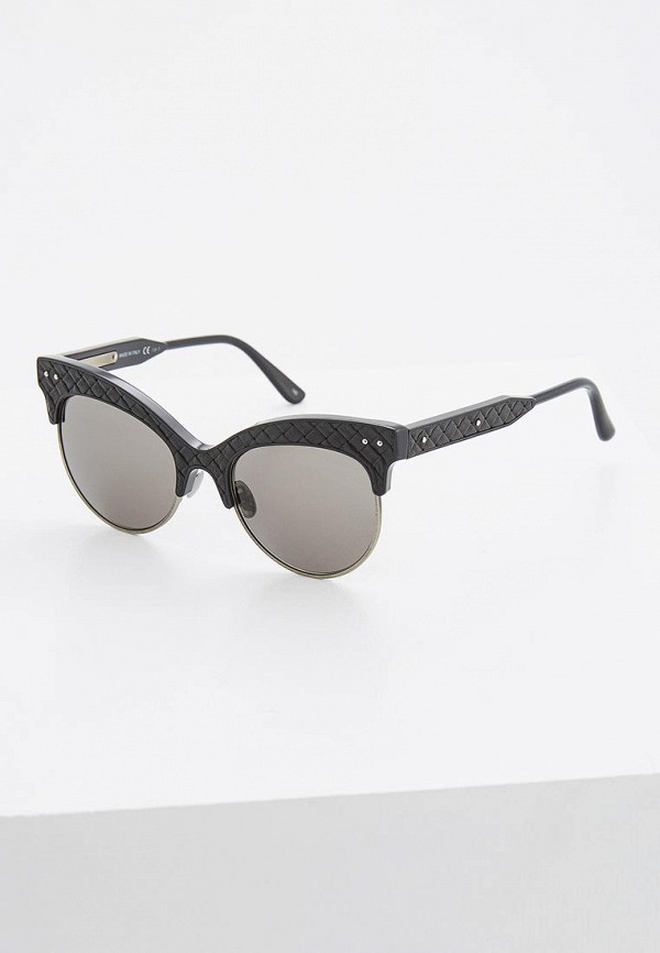 Очки солнцезащитные Bottega Veneta Bottega Veneta BO982DWQYL74 очки солнцезащитные bottega veneta bottega veneta bo982dwqyl63