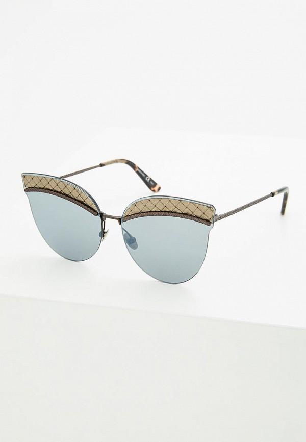 Очки солнцезащитные Bottega Veneta Bottega Veneta BO982DWZHN60 сумка bottega veneta 45207744ht 2015