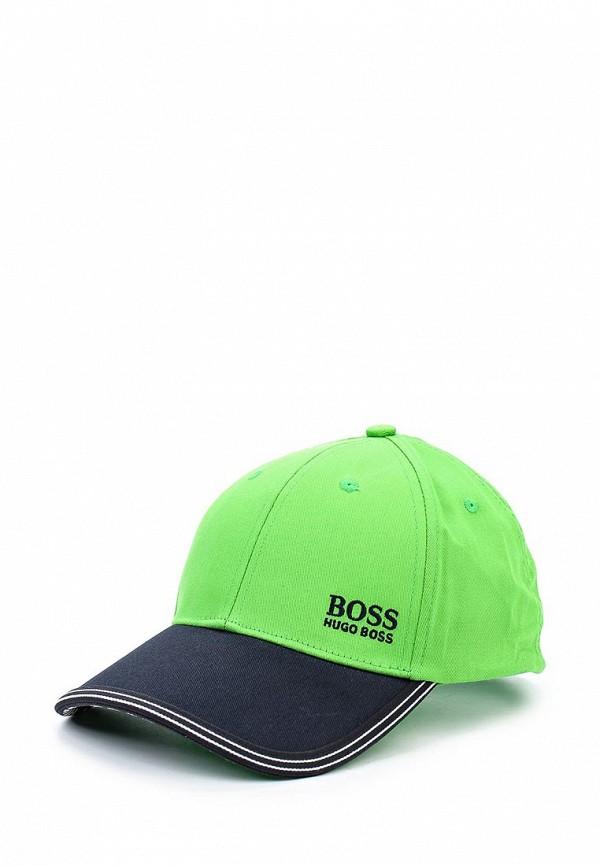 Бейсболка Boss Green Boss Green BO984CMHQM50 boss green меланжевая футболка