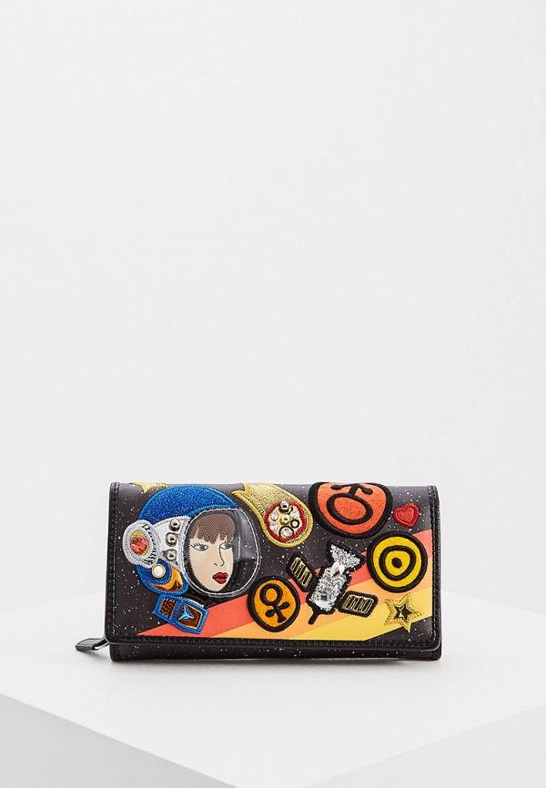 женский кошелёк braccialini, разноцветный
