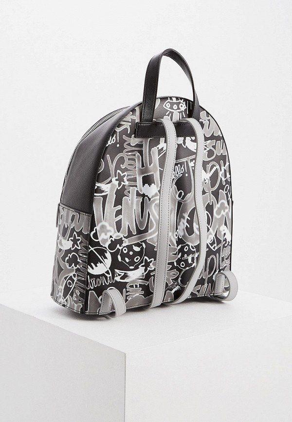 Фото 2 - женский рюкзак Braccialini разноцветного цвета