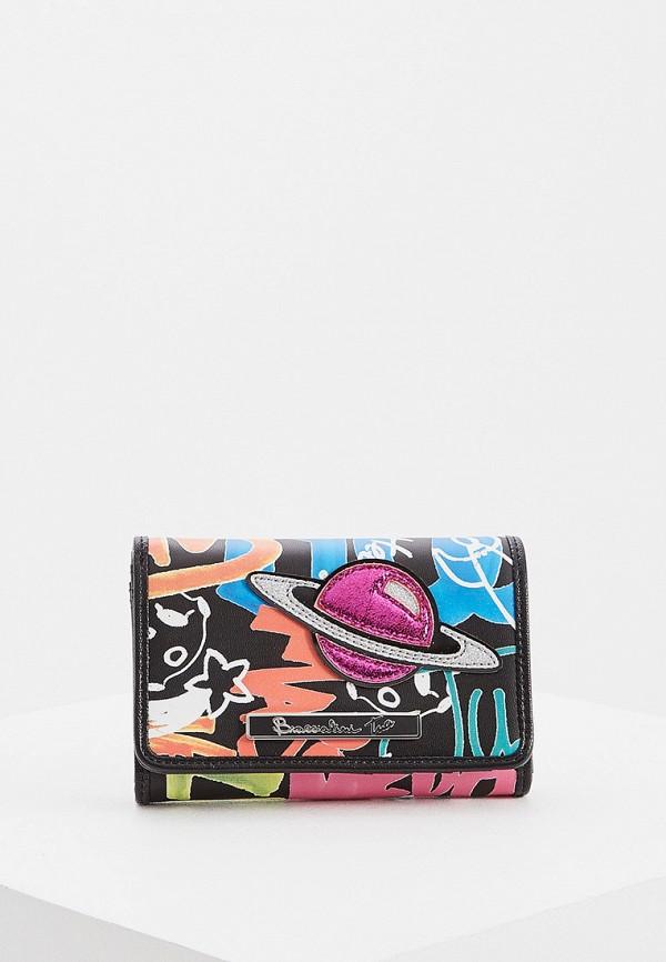 женский кошелёк braccialini, черный