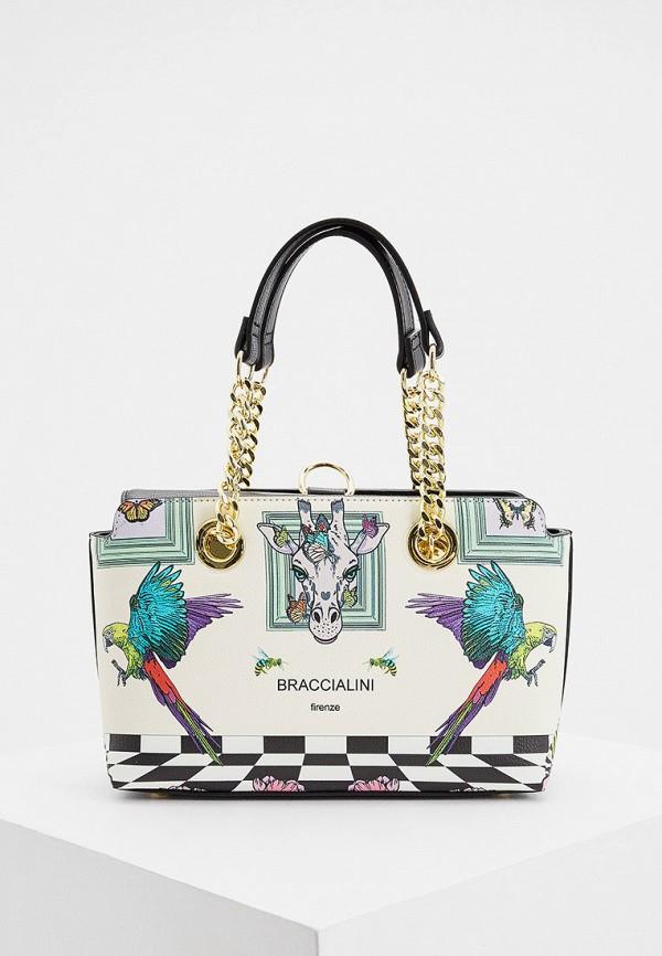 Сумка Braccialini Braccialini BR001BWHTHQ5 сумка braccialini braccialini br001bwcjiq9