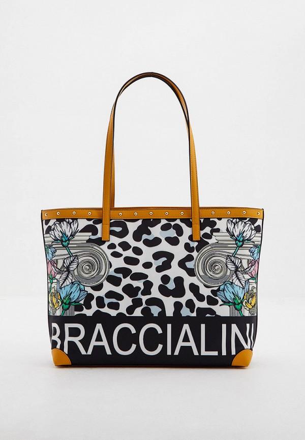 Сумка Braccialini Braccialini BR001BWHTHS8 сумка braccialini braccialini br001bwcjiq9