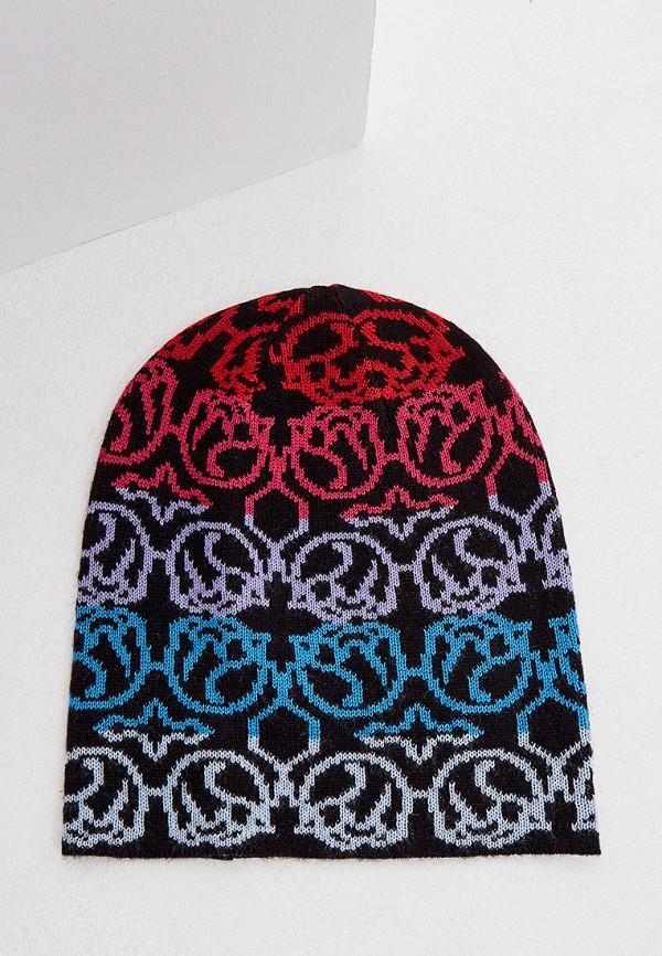 женская шапка braccialini, разноцветная