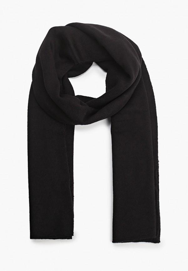 женский шарф braccialini, черный