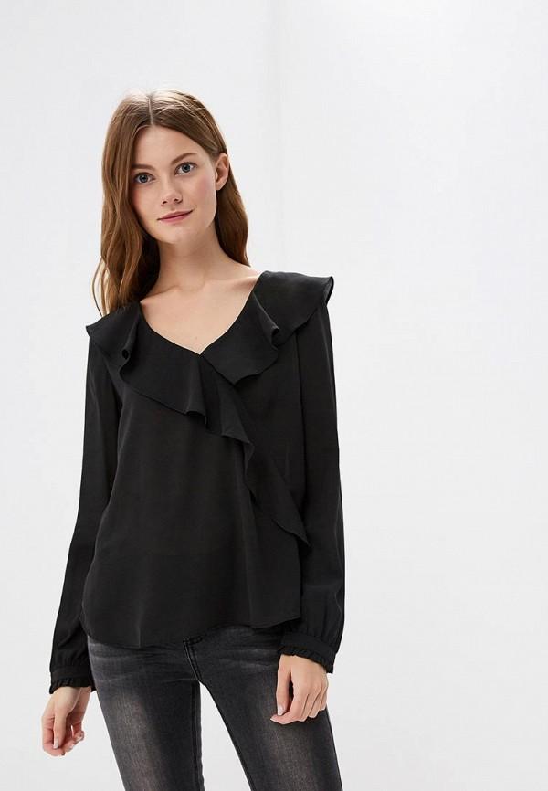 Купить Блуза Broadway, BR004EWCCOY9, черный, Осень-зима 2018/2019