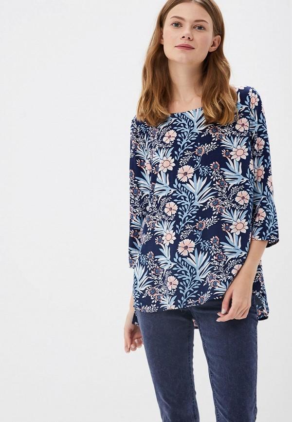 Купить Блуза Broadway, BR004EWCCOZ9, синий, Осень-зима 2018/2019
