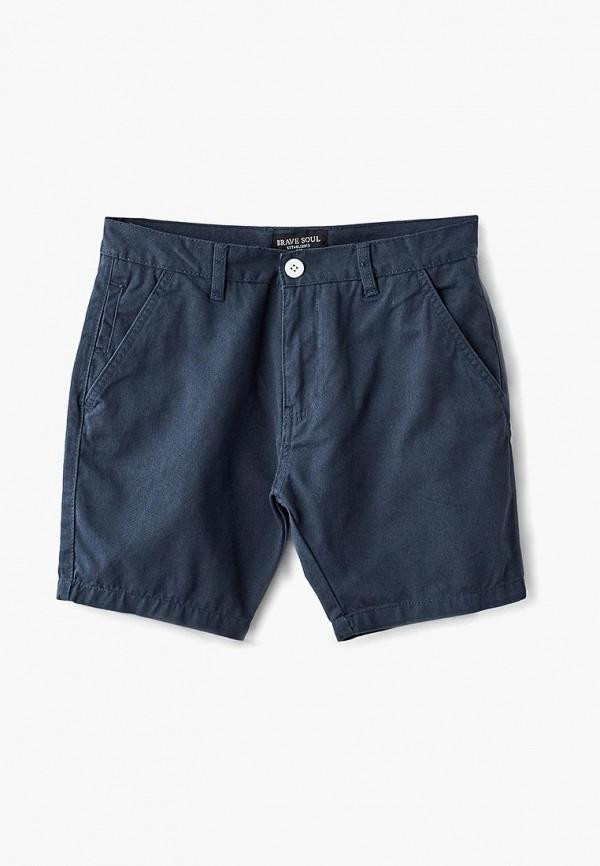 шорты brave soul для мальчика, синие