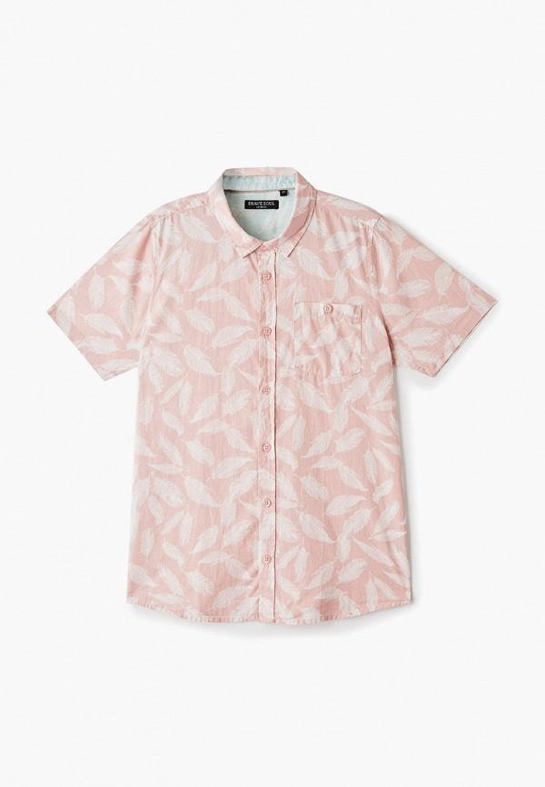 рубашка brave soul для мальчика, розовая
