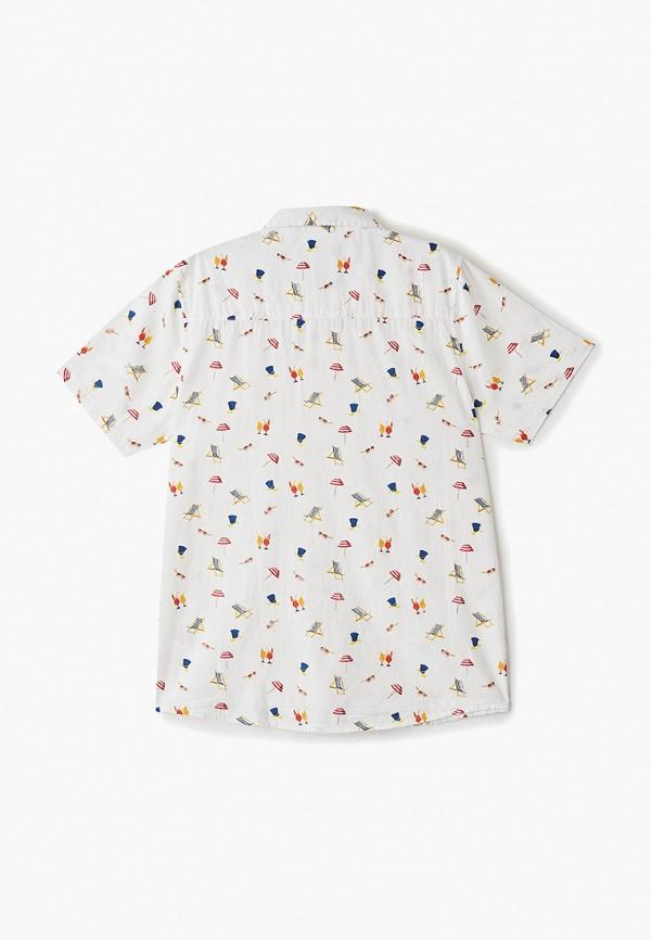 Фото 2 - Рубашку Brave Soul белого цвета