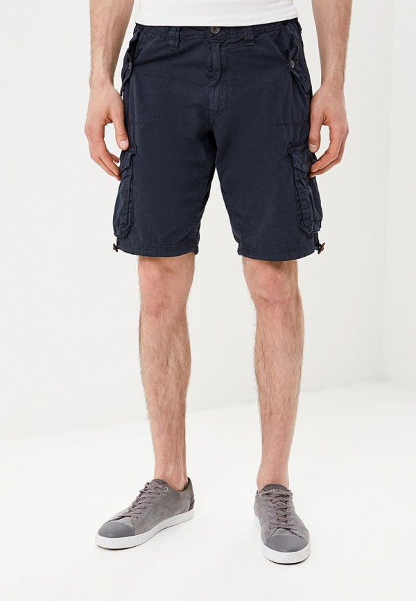 Фото - мужские шорты Brave Soul синего цвета