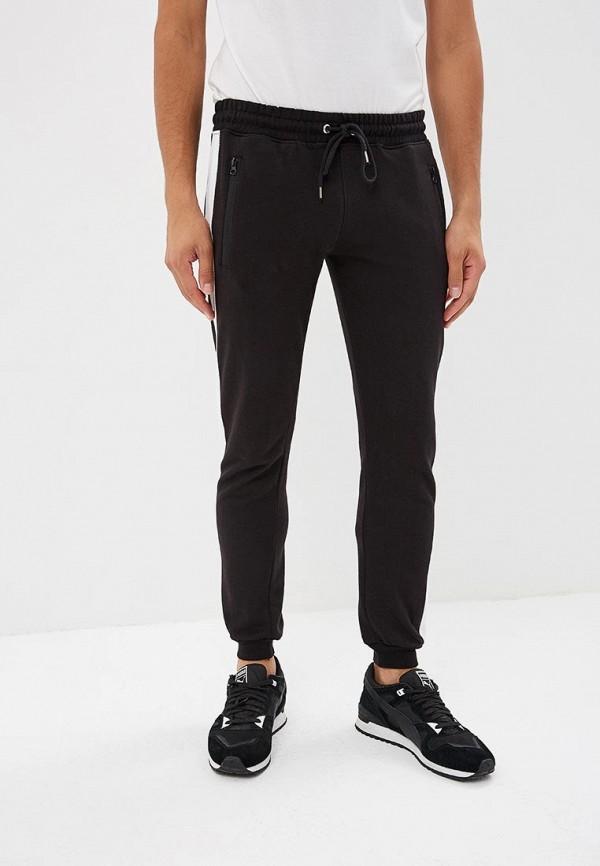 мужские спортивные брюки brave soul, черные