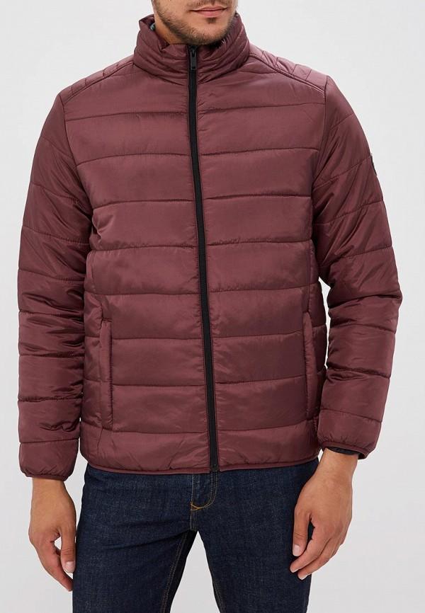 Куртка утепленная  розовый цвета