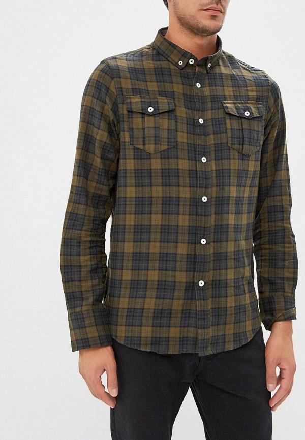 Купить Рубашка Brave Soul, BR019EMBSJR5, хаки, Осень-зима 2018/2019