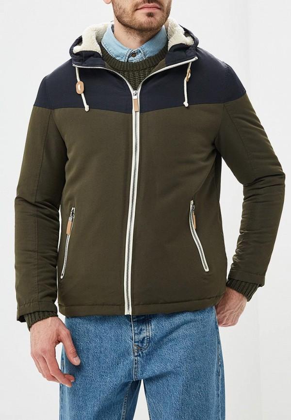 Купить Куртка утепленная Brave Soul, br019embsjr8, хаки, Осень-зима 2018/2019