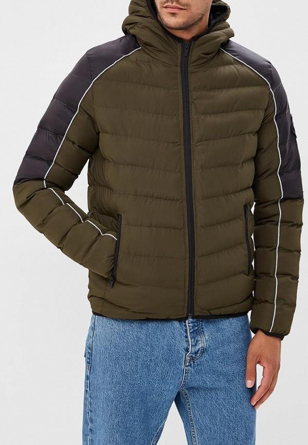 Купить Куртка утепленная Brave Soul, br019embsjs9, хаки, Осень-зима 2018/2019