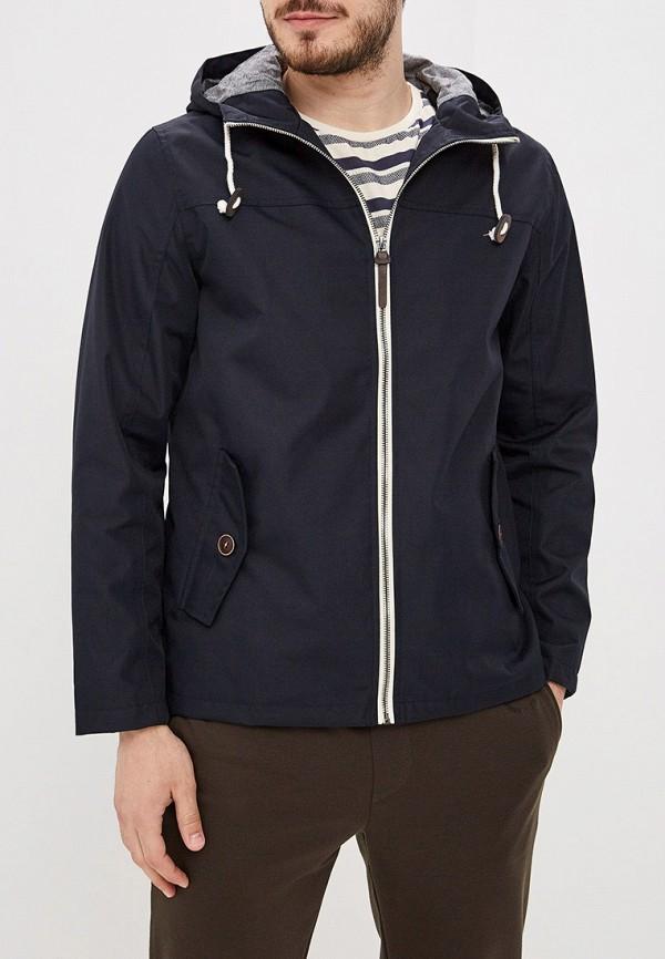 мужская куртка brave soul, синяя