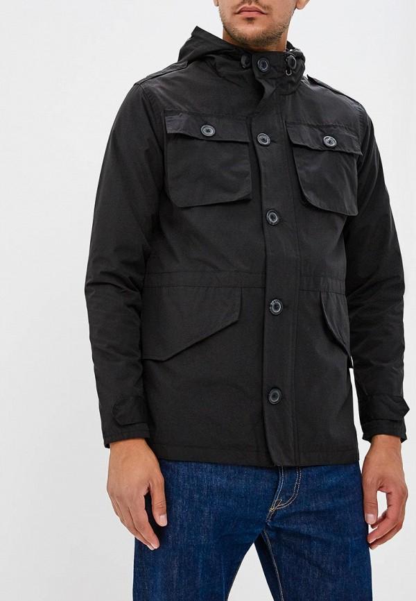 Фото - мужскую куртку Brave Soul черного цвета