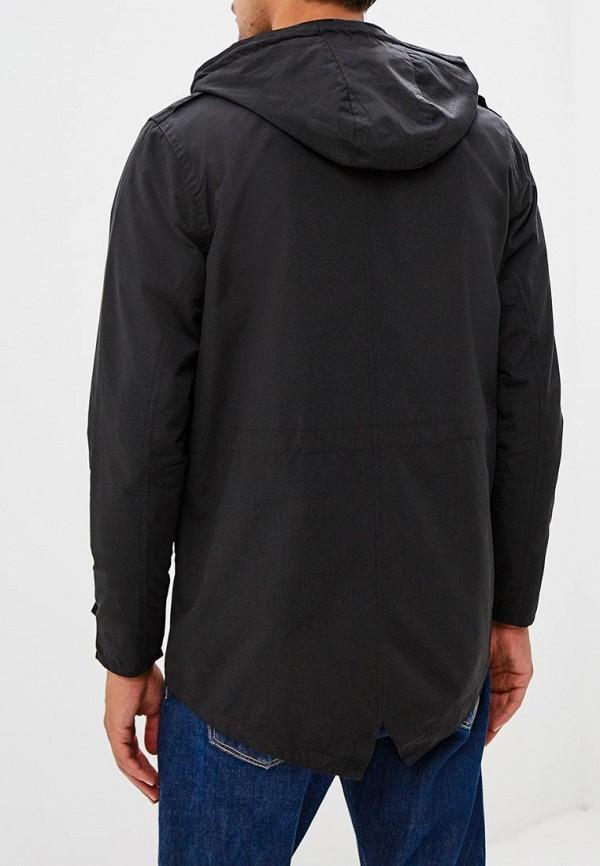 Фото 3 - мужскую куртку Brave Soul черного цвета