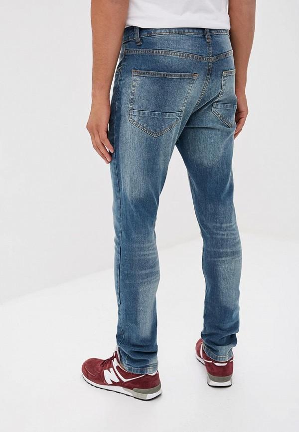 Фото 3 - мужские джинсы Brave Soul синего цвета