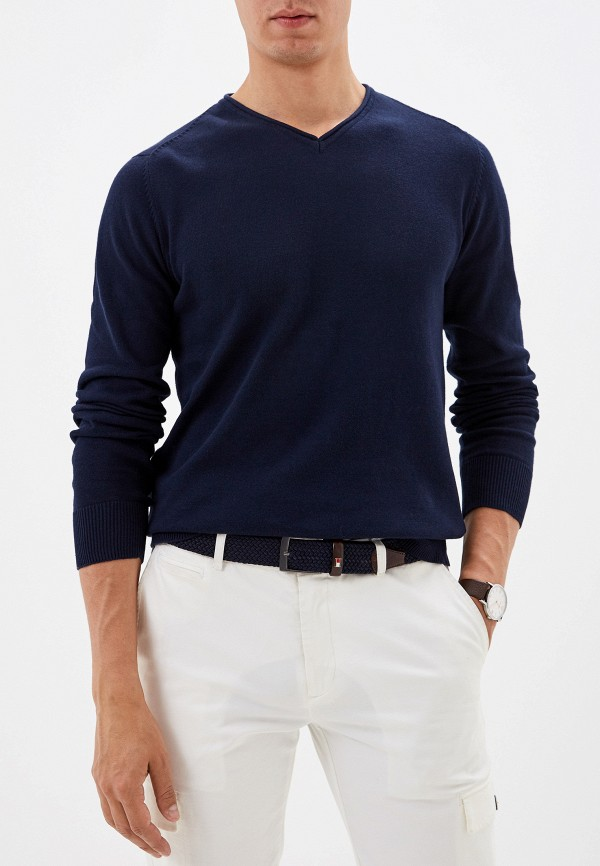 мужской пуловер brave soul, синий