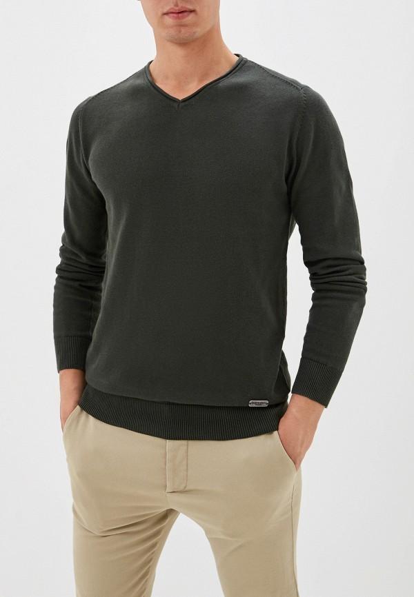 мужской пуловер brave soul, зеленый