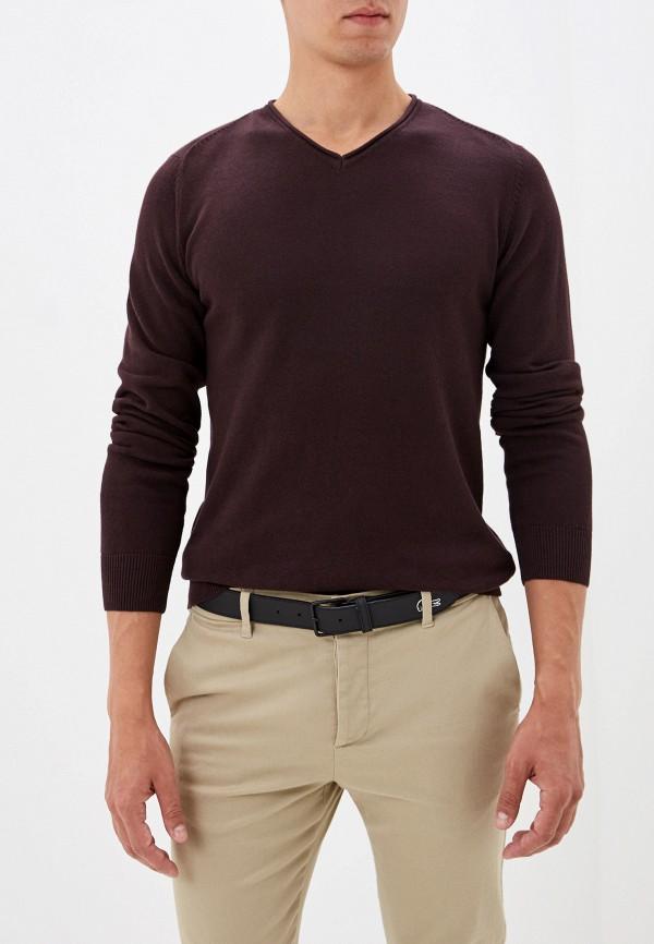 мужской пуловер brave soul, коричневый