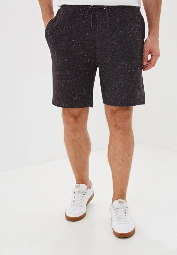 мужские спортивные спортивные шорты brave soul, серые