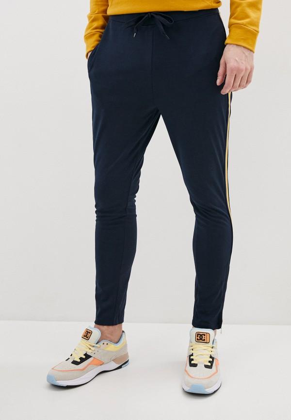 мужские спортивные брюки brave soul, синие