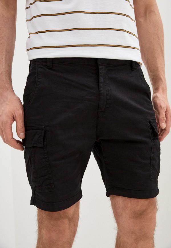 мужские повседневные шорты brave soul, черные
